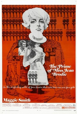 Постер фильма Расцвет мисс Джин Броди (1969)