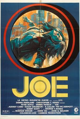 Постер фильма Джо (1970)