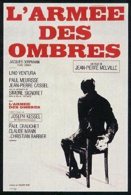 Постер фильма Армия теней (1969)