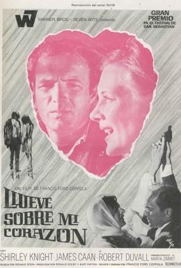 Постер фильма Люди дождя (1969)