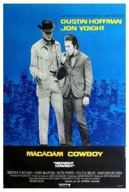 Постер фильма Полуночный ковбой (1969)