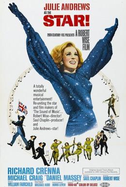 Постер фильма Звезда! (1968)
