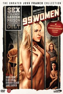 Постер фильма 99 женщин (1969)