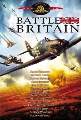 Постер фильма Битва за Англию (1969)