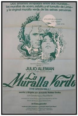 Постер фильма Зеленая стена (1969)