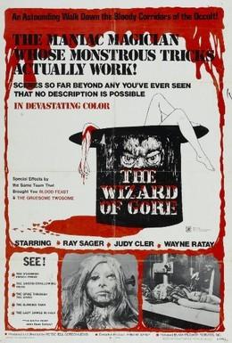 Постер фильма Кудесник крови (1970)