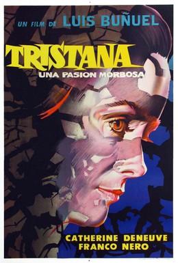 Постер фильма Тристана (1970)
