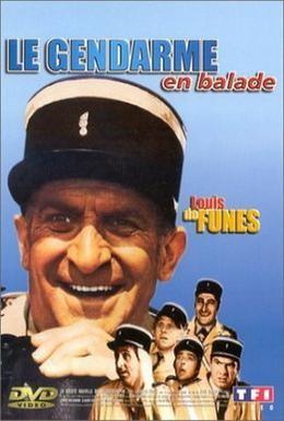 Постер фильма Жандарм на отдыхе (1970)