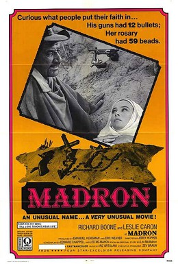 Постер фильма Мадрон (1970)