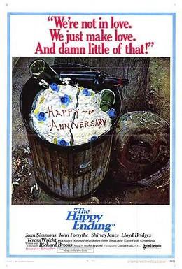 Постер фильма Счастливый конец (1969)