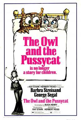 Постер фильма Филин и кошечка (1970)