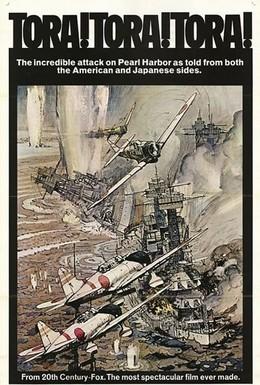 Постер фильма Тора! Тора! Тора! (1970)