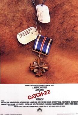 Постер фильма Уловка 22 (1970)