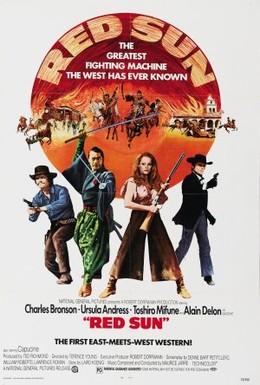 Постер фильма Красное солнце (1971)