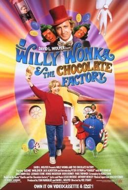 Постер фильма Вилли Вонка и шоколадная фабрика (1971)