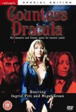 Постер фильма Графиня Дракула (1971)