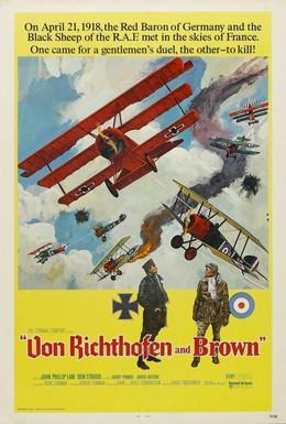 Постер фильма Красный барон (1971)