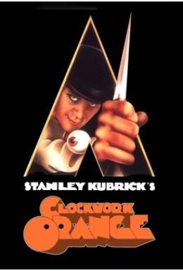 Постер фильма Заводной апельсин (1971)