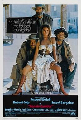 Постер фильма Ханни Колдер (1971)