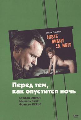 Постер фильма Перед тем, как опустится ночь (1971)