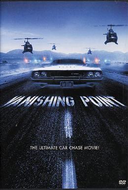 Постер фильма Исчезающая точка (1971)
