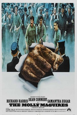 Постер фильма Молли Магуайерс (1970)