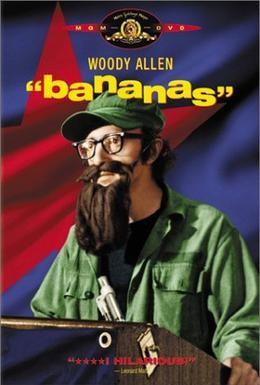Постер фильма Бананы (1971)