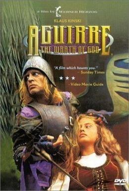 Постер фильма Агирре, гнев божий (1972)