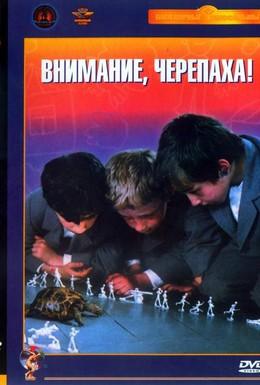 Постер фильма Внимание, черепаха! (1969)