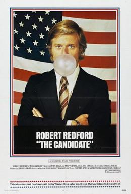 Постер фильма Кандидат (1972)