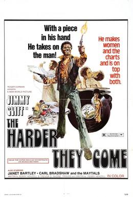 Постер фильма Тернистый путь (1972)