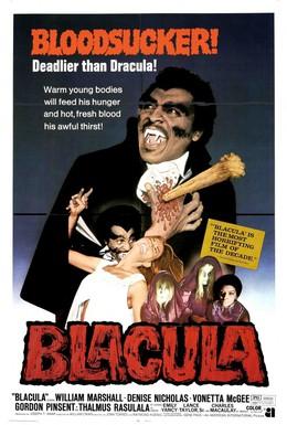 Постер фильма Блакула (1972)