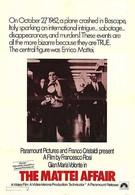 Дело Маттеи (1972)