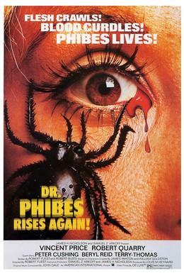 Постер фильма Возвращение доктора Файбса (1972)