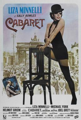 Постер фильма Кабаре (1972)