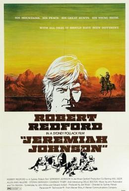 Постер фильма Иеремия Джонсон (1972)