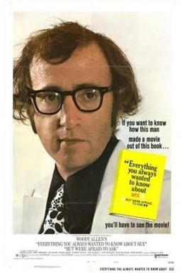 Постер фильма Все, что вы хотели знать о сексе, но боялись спросить (1972)