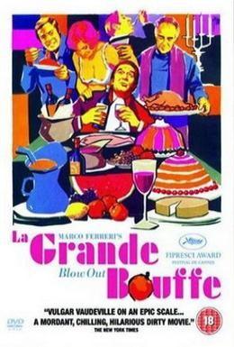 Постер фильма Большая жратва (1973)