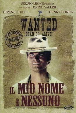 Постер фильма Меня зовут Никто (1973)