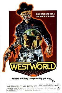 Постер фильма Западный мир (1973)