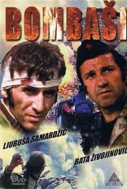 Постер фильма Отважные (1973)