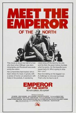 Постер фильма Император севера (1973)