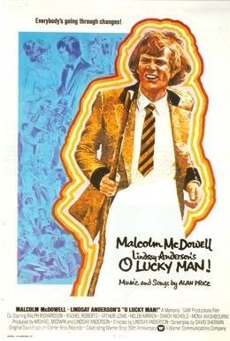 Постер фильма О, счастливчик (1973)