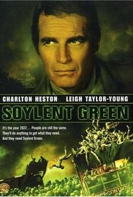 Постер фильма Зеленый сойлент (1973)