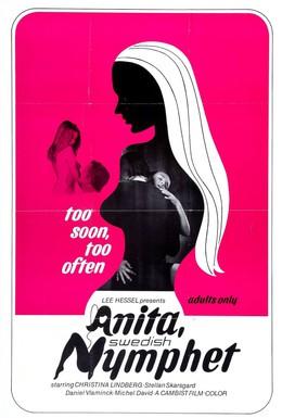 Постер фильма Анита: Дневник девушки-подростка (1973)