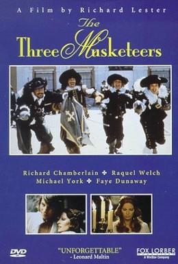 Постер фильма Три мушкетера (1973)