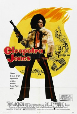 Постер фильма Клеопатра Джонс (1973)