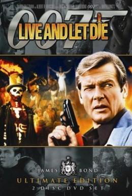 Постер фильма Живи и дай умереть (1973)