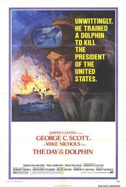 Постер фильма День дельфина (1973)