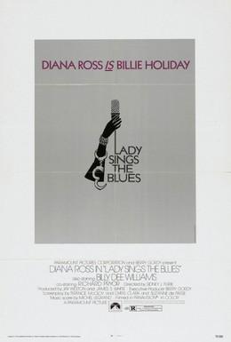 Постер фильма Леди поет блюз (1972)